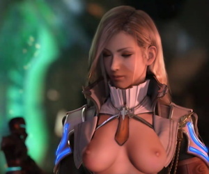 Final Fantasy XIII Hentai galilee
