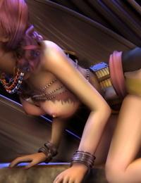 Final Fantasy XIII Hentai gallery