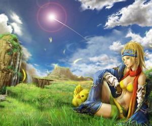 Final Fantasy Rikku - part 2