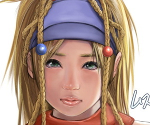 Final Reverie Rikku