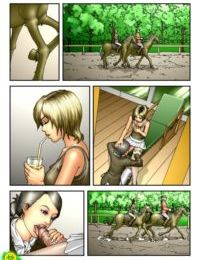 The Riding Lessons