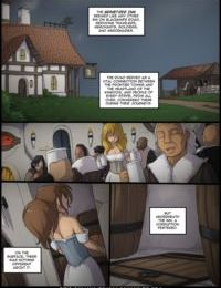 The Rise Of The Wolf Queen 2 - The Usurp…