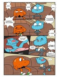 The Sexy World Of Gumball