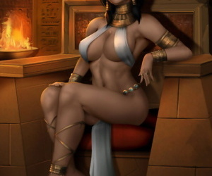 Fareeha Amari aka Pharah - ornament 2