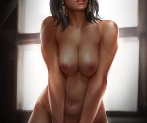 Fareeha Amari aka Pharah - fixing 4