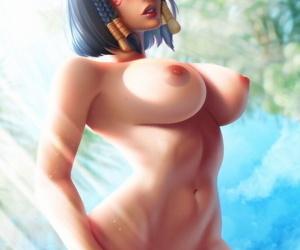 Fareeha Amari aka Pharah - part 6