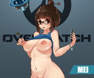 Mei-Ling Zhou - affixing 5