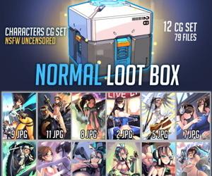 Overwatch R-18 Loot Box