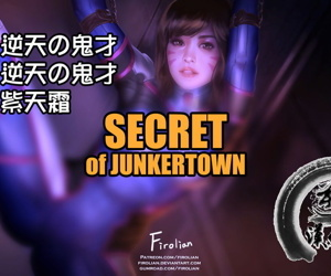 D.Va - Closed of Junkertown 【逆天漢化組】