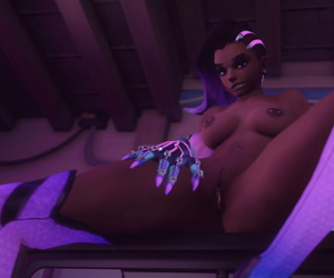SFM Sombra Hideout Strip-n-Rub - attaching 2