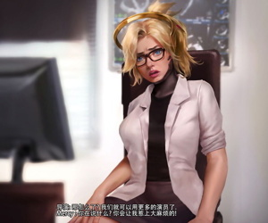 Mercys Third Audition 【GGHF漢化組】 - accoutrement 2