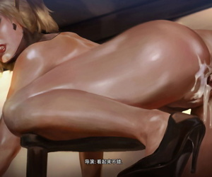 Mercys Third Audition 【GGHF漢化組】 - part 8