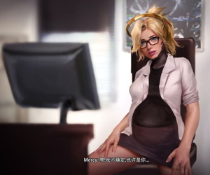 Mercys Third Appertain 【GGHF漢化組】 - part 9