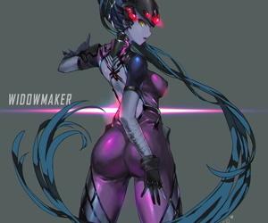 Widowmaker growth - part 3