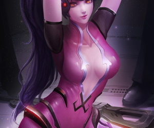 Widowmaker collection - affixing 7
