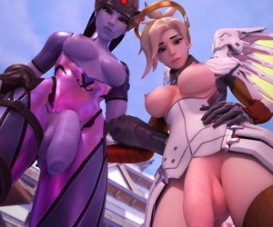 Futa Widowmaker added to Clemency