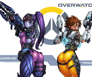 Girls For Overwatch - part 2