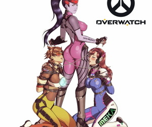 Girls Of Overwatch - part 5