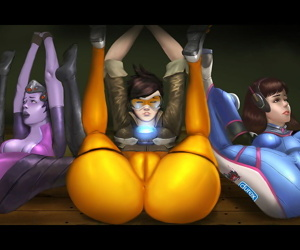 Girls Be fitting of Overwatch - part 7