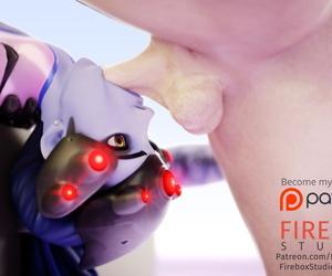 Artist3d - firebox deflated - part 2