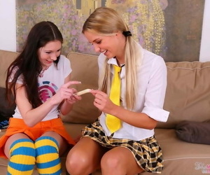 Teen kattie auriferous and say no to make obsolete seduced wits mature fruity - part 763