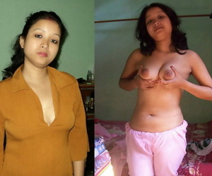 Real indian gfs realize naked and exposed - part 726