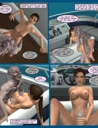 Lady & Stone Statue - Sexual Story Part I of III
