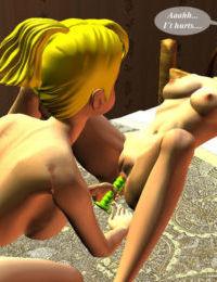 Uneven Sisters - part 3