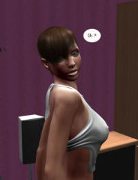 Lesbian chronicle - chapter 3