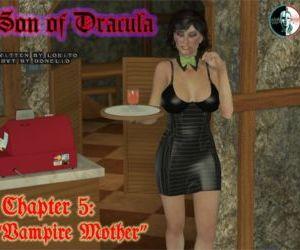 Son of Dracula 1-6 - part 4