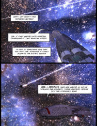Project Bellerophon Comic 18: Shadows and Dust - part 3