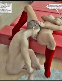 3d Mom Domination Part 1