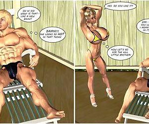 Sisters new bikini - REMASTERED 2