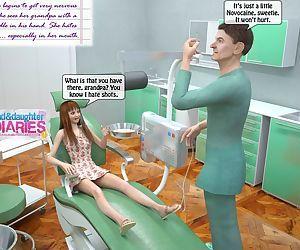 Dad Daghter Diaries - Dentist