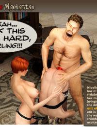 Sex Maid in Manhattan - part 4