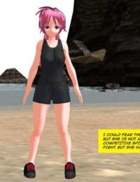 MY LITTLE BULLY SISTER 4. FINAL CHAPTER - part 7