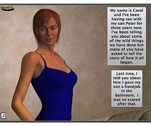 Carol & Peter- chapter 04: The beginning part 2