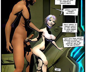 Project Nemesis Comic 8: Breakfast in Tacspace - part 2