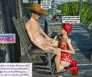 Dad Daughter Diaries - Flowers - part 2