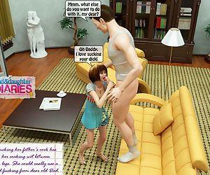 Dad Daughter Diaries - Headache - part 2