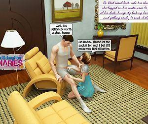 Dad Daughter Diaries - Headache