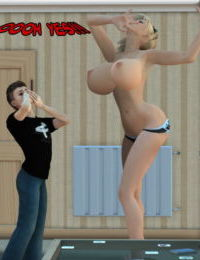 Long Legged Sister - Giantess - MiniGTS - part 3