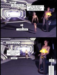 Project Bellerophon Comic 19: The Quiet Ones - part 2