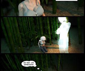 Project Bellerophon Comic 19: The Quiet Ones - part 5