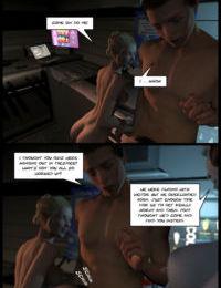 Project Bellerophon Comic 19: The Quiet Ones - part 7
