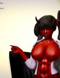 Strange Happenings after Midnight: Diabla - part 2
