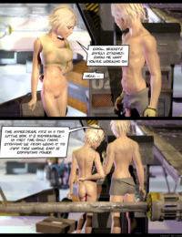 Project Bellerophon Comic 16: Bum Deal - part 2