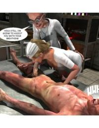 Hollys Freaky Encounters - Night Shift Nurse - part 3