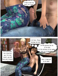 The twins and the succubus - part 3