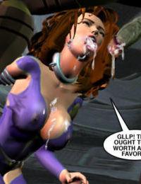 Mindy - Sex Slave On Mars c276-300 - part 3